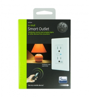 GE/Jasco Z-Wave Smart Outlet