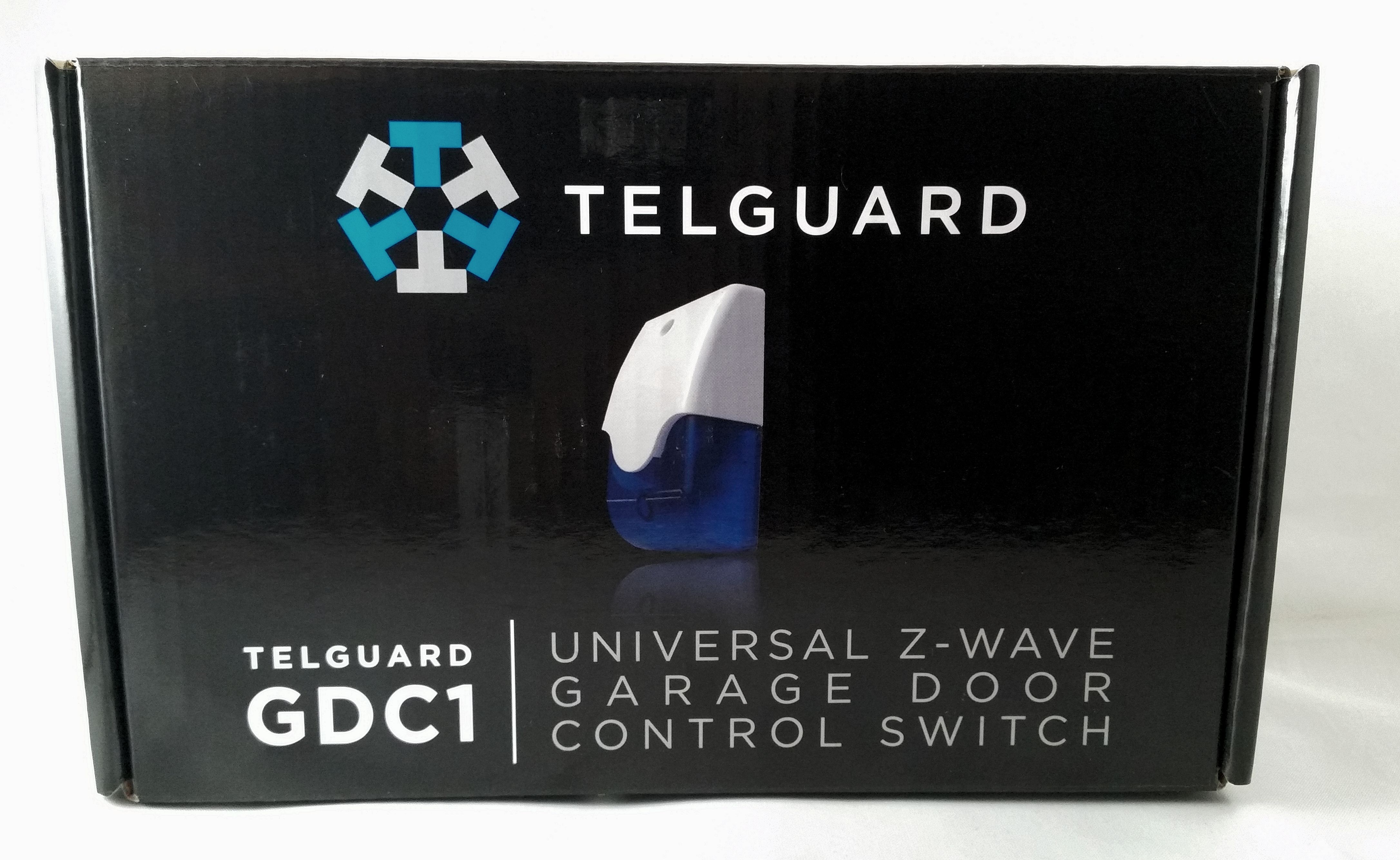 Telguard Gdc1 Z Wave Garage Door Opener Review Myzwave Net