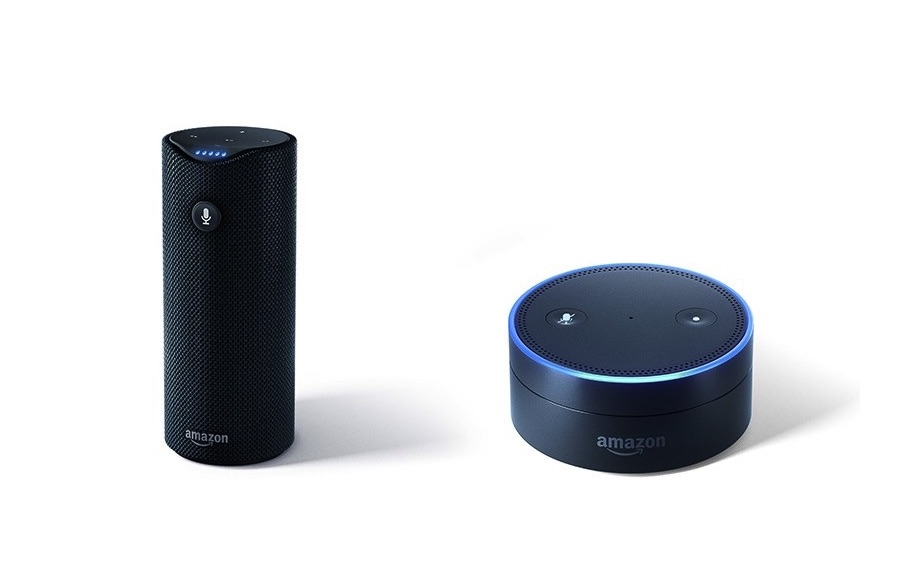 Amazon-Tap-and-Echo-Dot